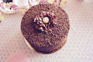 Čokoládový dort bez mouky si získá i vás