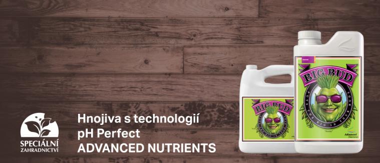 Nepropásněte Nová Hnojiva Pro Hydroponii Od Advanced Nutrients