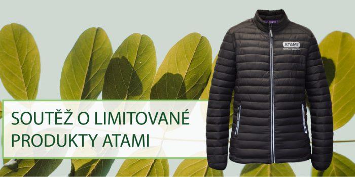 Soutěž O Produkty Atami.