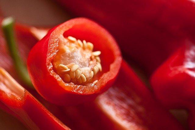 Návod, jak pěstovat papriky.