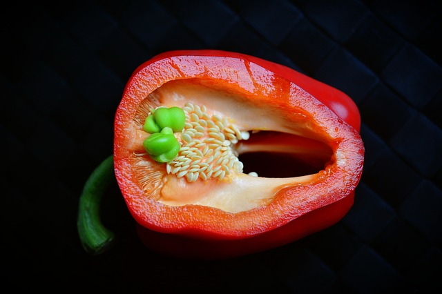 Vypěstovat si můžete i papriky z obchodu.