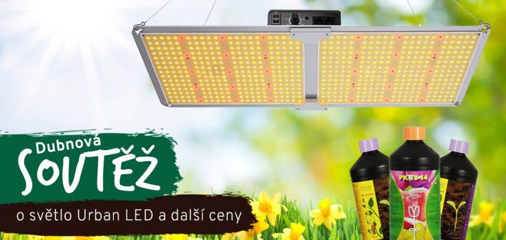 Nakupte V Dubnu A Zapojte Se Do Soutěže O Parádní LED Světlo