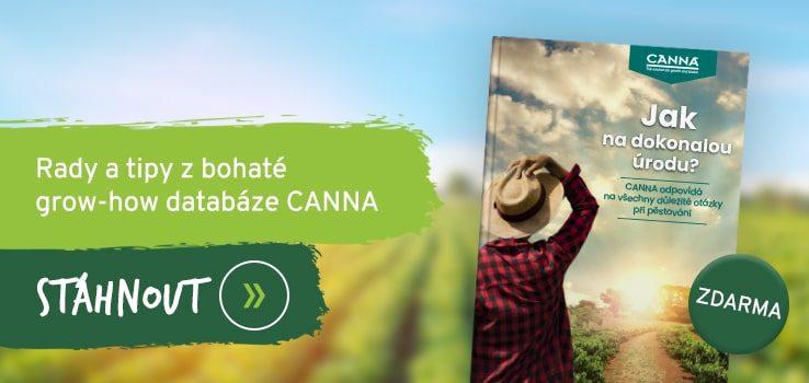 Jak Na Dokonalou úrodu S CANNA