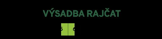 Vysadba Rajcat